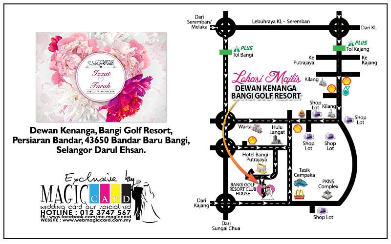 Lokasi Majlis Perkahwinan Yang Kerap Diadakan Di Selangor Kad