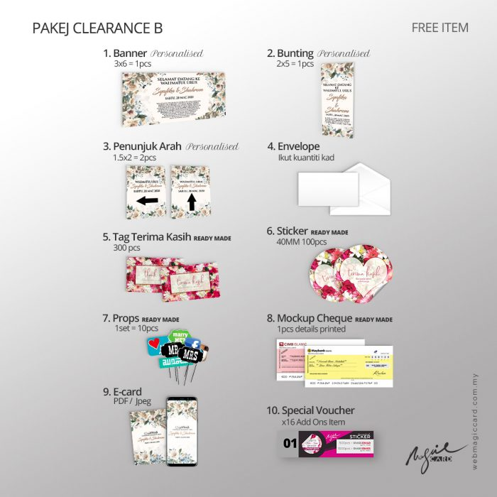 07 CLEARANCE B